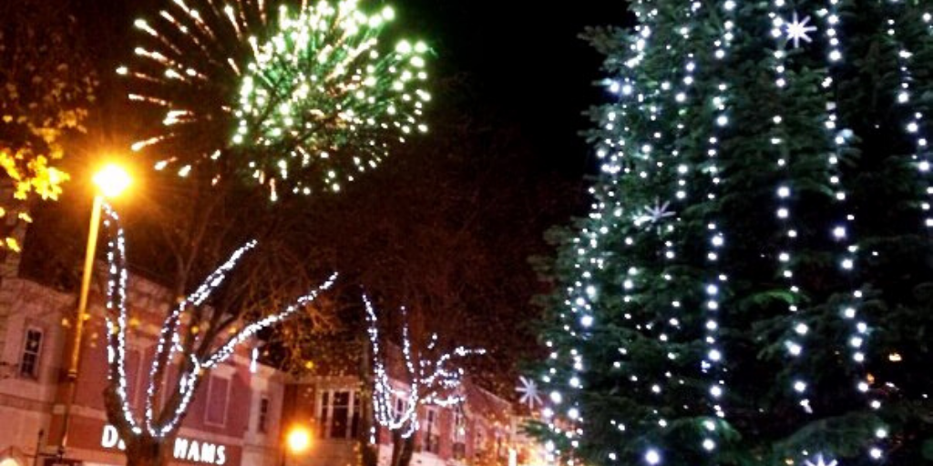 Christmas in Banbury | (c) Banbury Guardian