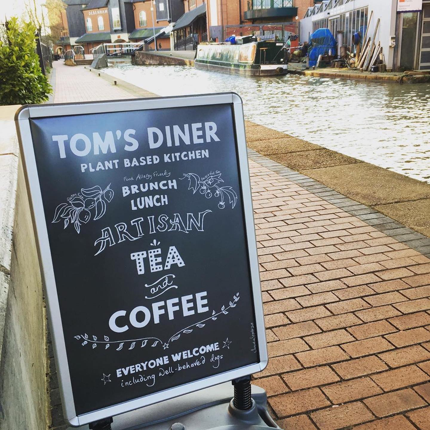 Tom's Diner, Banbury